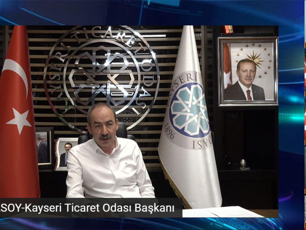 'SİZİN ORALARIN NESİ MEŞHUR ? ' KAYSERİ'DE
