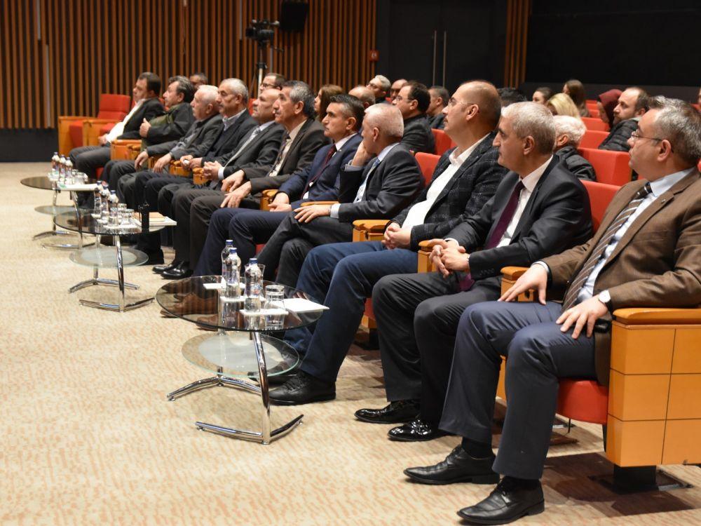 KTO'da Tüketici Haklarının Korunması Hakkında Bilgilendirme Toplantısı