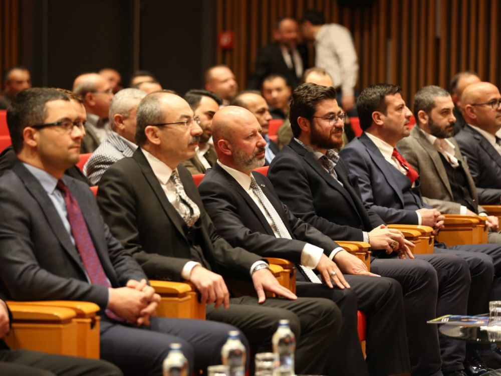 KTO, MART AYI MECLİS TOPLANTISI'NI YAPTI