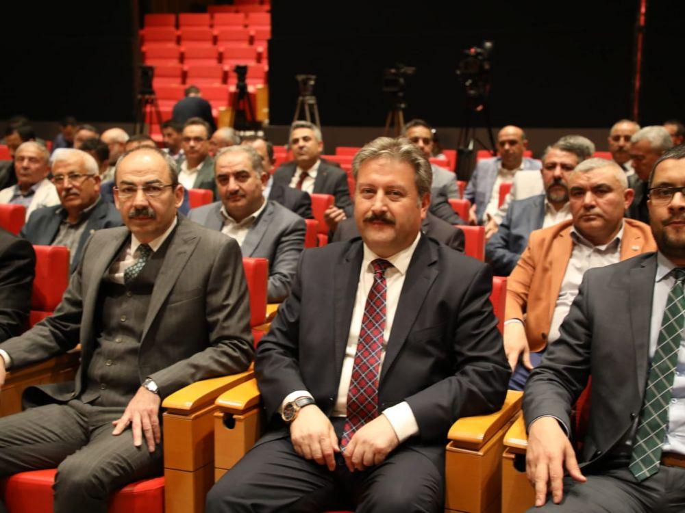 Nisan ayı Meclis Toplantısı Gerçekleştirildi