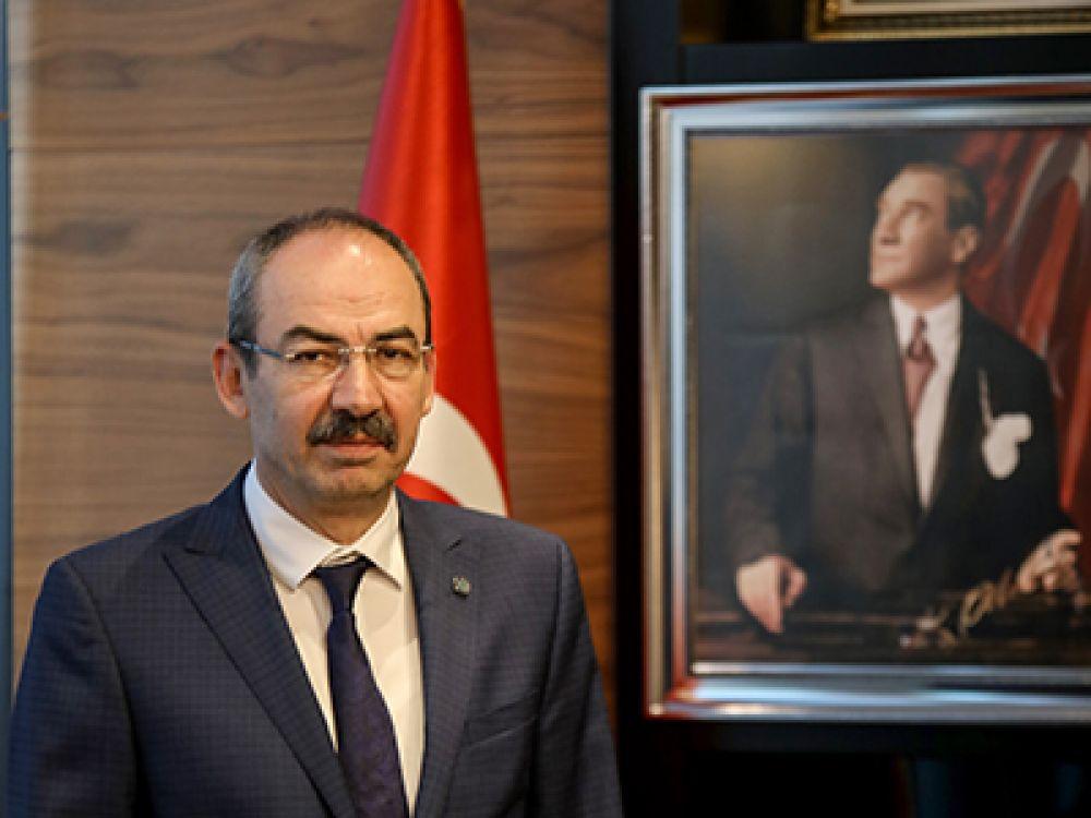 Başkan Gülsoy'un Şehitler Haftası Mesajı